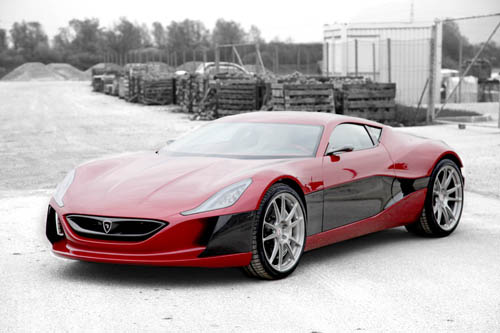 Rimac Secures funding to bring Concept_One Electric Supercar to market