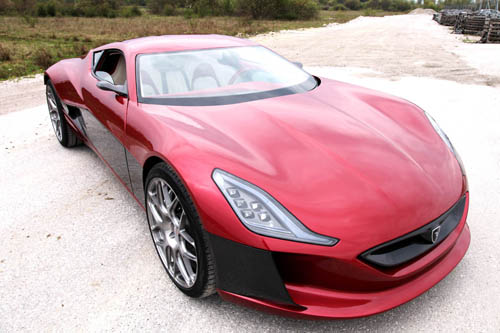Rimac secures cars