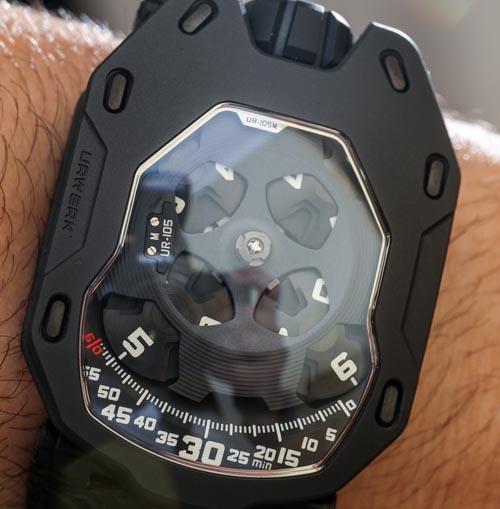 URWERK UR watch