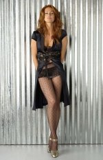Angie Everhart 2014 style