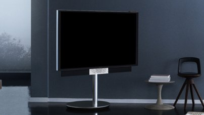 Bang & Olufsen BeoVision Avant 4K TV follows You for Optimum Viewing