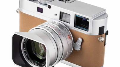 Leica M Monochrom Silver Anniversary Edition Unveiled