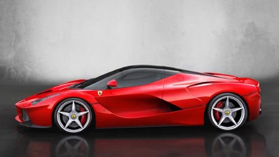 Ferrari LaFerrari super car