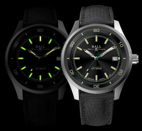 Ball Engineer II Magneto watch