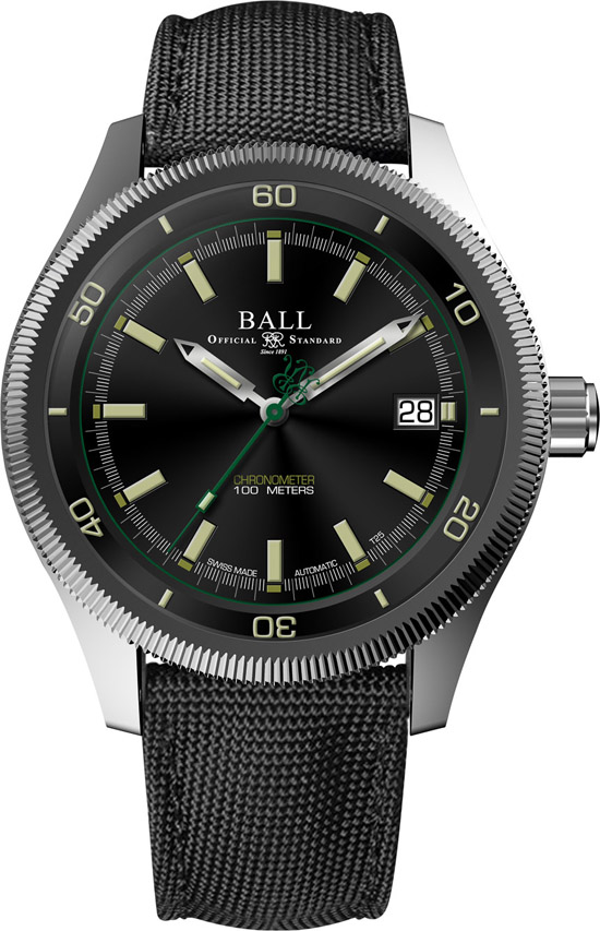 Ball Engineer watch