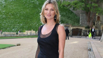 Kate Moss and Cara Delevingne Attended Prince William Royal Marsden Charity Gala