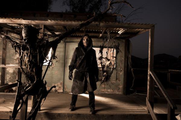 mr jones scary scarecrow