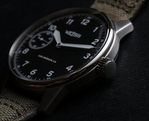 Weiss Standard Issue Field Watch Review