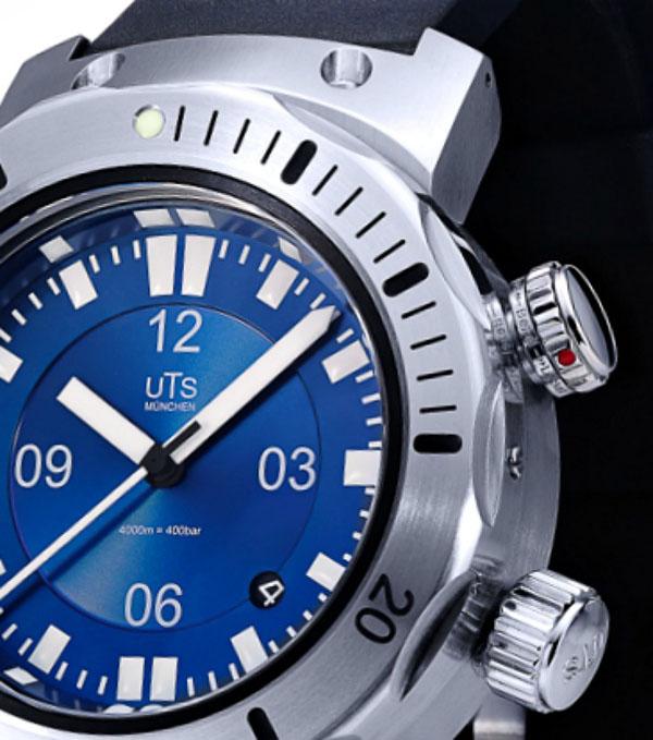 UTS 4000M watch
