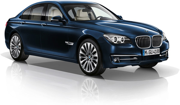 2015 BMW 7 Series Edition Exclusive Announced
