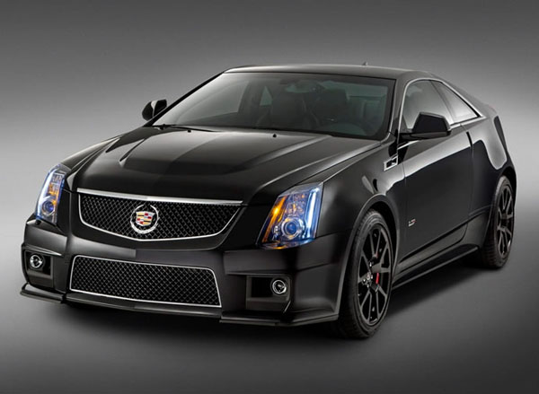 2015 Cadillac CTS-V Coupe Special Edition announced