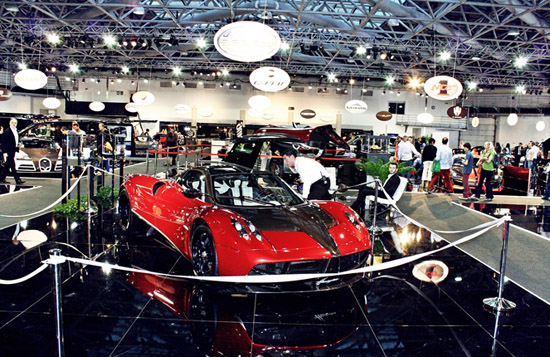 Top Marques Monaco 2014 the Worlds Most Exclusive auto Show