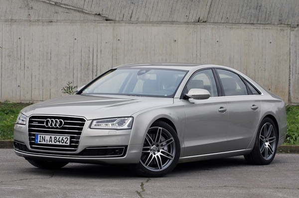 Refreshed 2015 Audi A8 Starts at $77,400