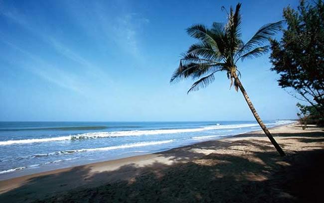 Cap Skirring Beach
