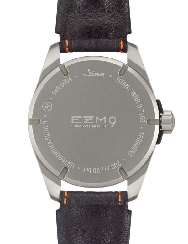 Sinn EZM9 Watch