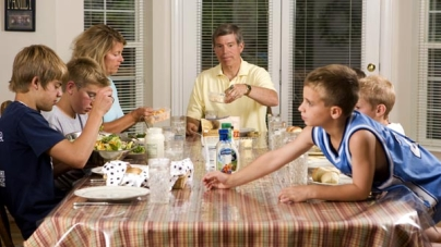 Importance of Family Time on Kids Mental Health and Adjustment to Life