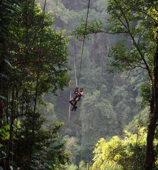 Bokeo Reserve, Laos
