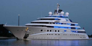 Top 5 biggest Super Yachts in the World