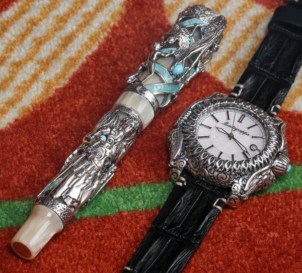 Montegrappa Angel watch