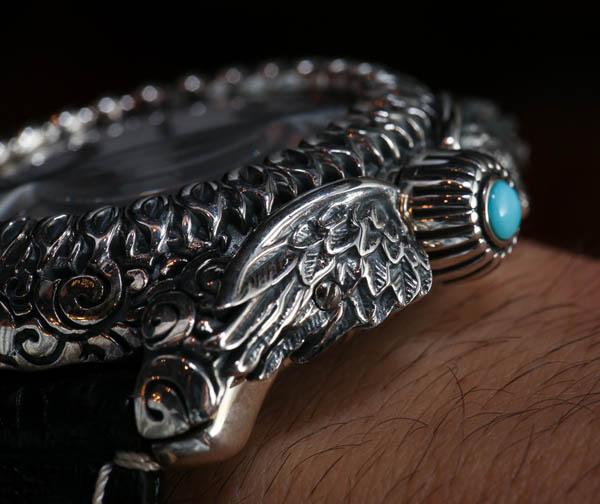Montegrappa Guardian Angel watch