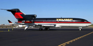 Change The Weather In Donald Trump's $100 Million Private Jet
