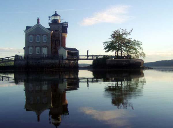 Lighthouse, New York State, USA