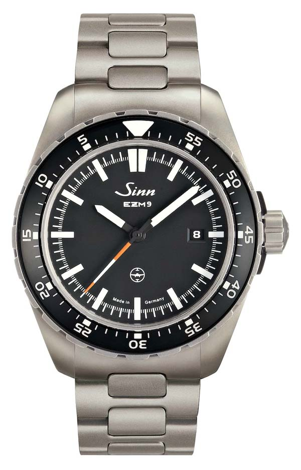 Sinn EZM9 TESTAF Watch