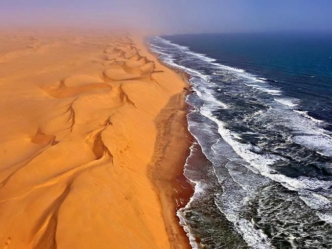 Skeleton Coast Beach