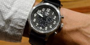 Watch Winner Review: UNIQ P-47 Chronograph