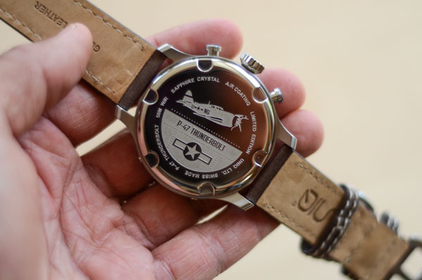 Uniq-P-47 Chronograph Watch