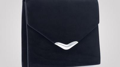 Ralph Lauren Presents Metal-Tipped Envelope Clutch