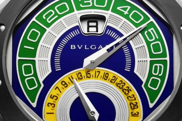 Bvlgari Octo Bi-retro Brazil Watch