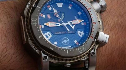 Visconti Abyssus Scuba 3000m Dive Watches