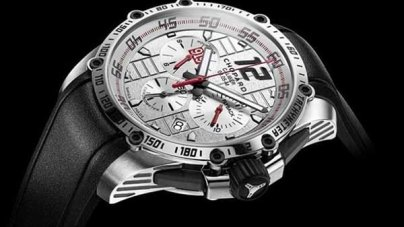 Superfast Chrono Porsche 919 Edition in Steel
