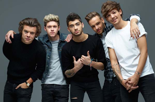One Direction's