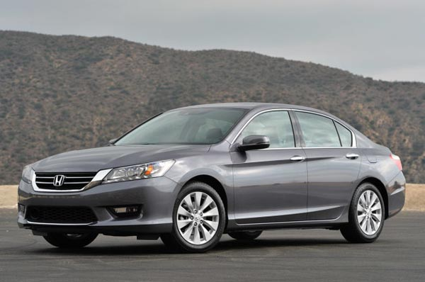 honda accord v6 2014