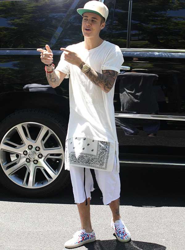 Justin Bieber singer