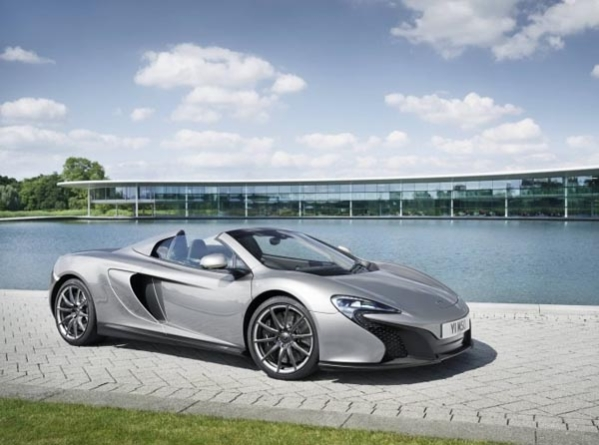 McLaren Special Operations Unveils Bespoke 650S Model at Goodwood