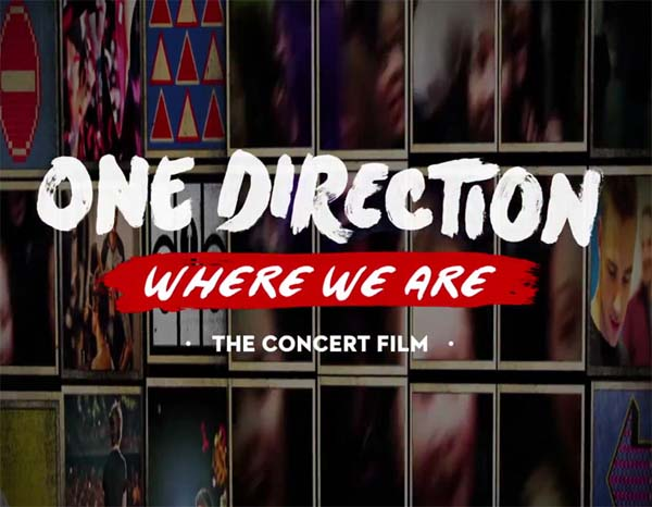 One Direction's Movie