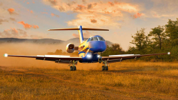 Pilatus Pc 24 Twin Jet Aircraft