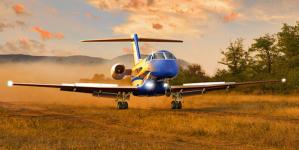 Pilatus Pc 24 Twin Jet Aircraft
