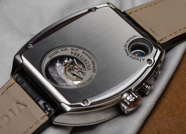 Vicenterra GMT watch