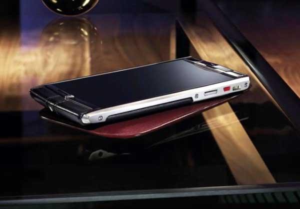 Vertu For Bentley Luxury Smartphones