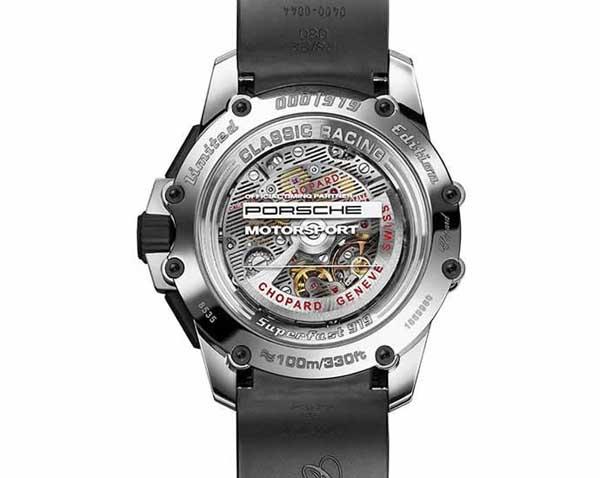 superfast chrono watch