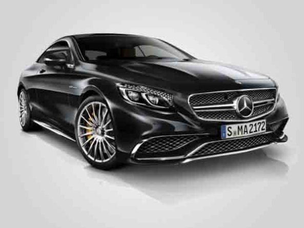 2015 Mercedes-Benz S65 AMG Coupe Revealed