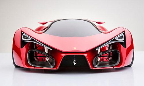Coolest Ferrari F80 concept you will ever see