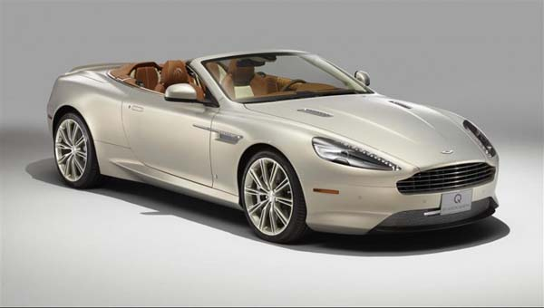 Aston Martin db9 Volante by Q Division Car