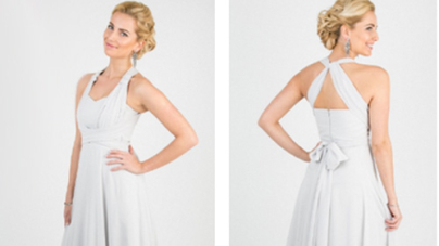 Rent a bridesmaid frock with Girl Meets Dress