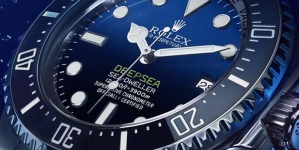 Rolex Deepsea D-blue – Special edition by James Cameron