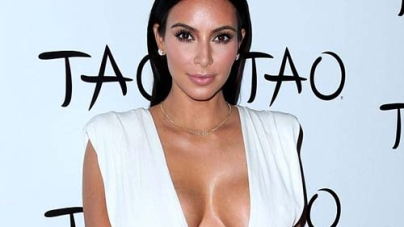 Revealing Clothes Make me Feel Good: Kim Kardashian